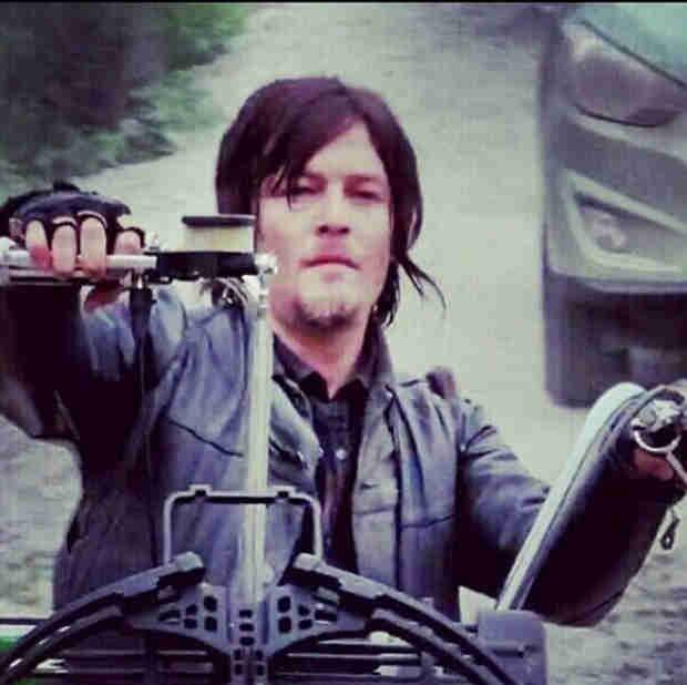 The Walking Dead Season 5: Is Norman Reedus Already Headed to Set?