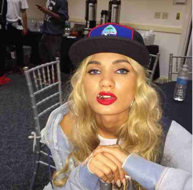 "Kanye West's Protege Pia Mia Tweets About Being the ""Other Woman"""