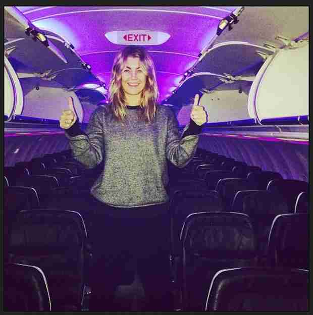 Grey's Anatomy's Ellen Pompeo Considering Second Career as Airplane Pilot?