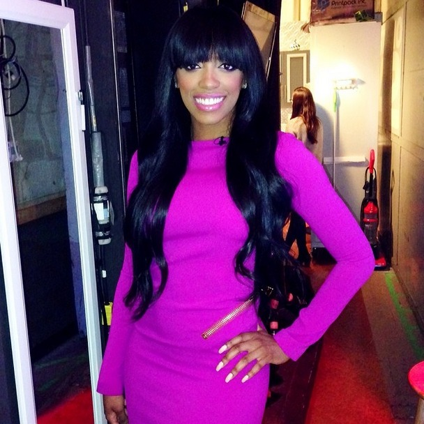 R&B Diva Syleena Johnson Responds to Claims Porsha Williams Stole Her Song!