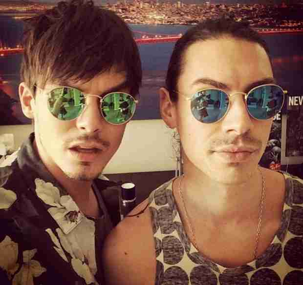 Did Pretty Little Liars Star Tyler Blackburn Cut His Hair? (PHOTO)