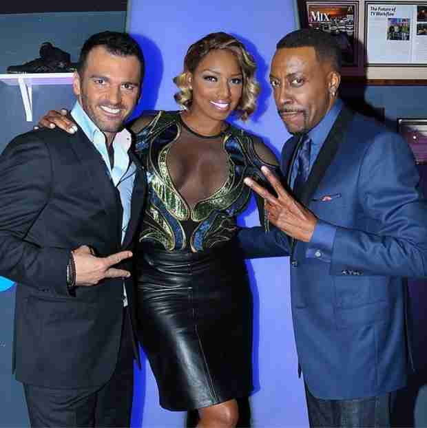 NeNe Leakes Flaunts Amazing New Figure in a Sheer Top — See Here! (PHOTO)