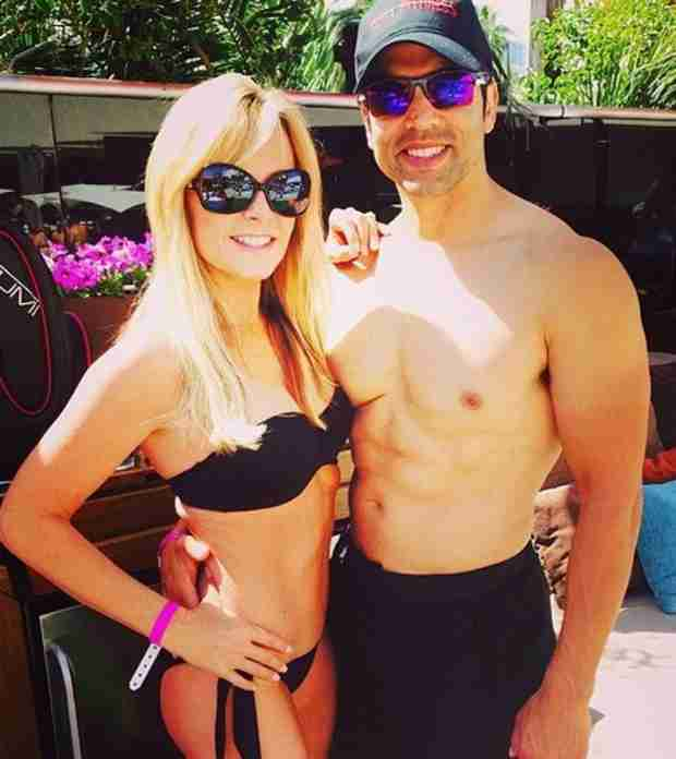 Tamra Barney and Eddie Judge Show Off Their Rock-Hard Swimsuit Bodies (PHOTO)