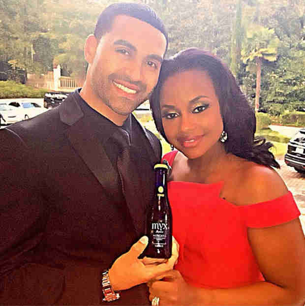 "Phaedra Parks Shades Husband Apollo Nida: ""Try Having a Vagina For One Day"""