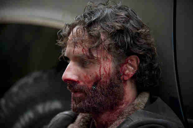 The Walking Dead Season 4: Andrew Lincoln's 4 Best Scenes As Rick Grimes