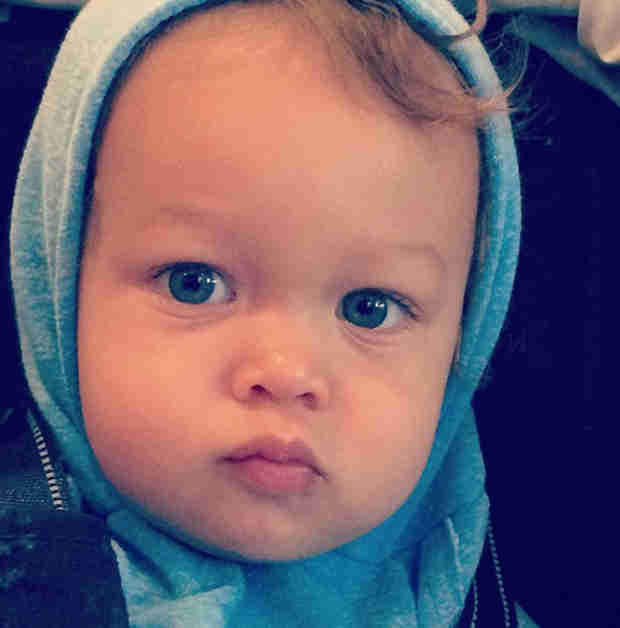 Tamera Mowry's Son Aden: Does He Look More Like Mom or Dad? (PHOTO)