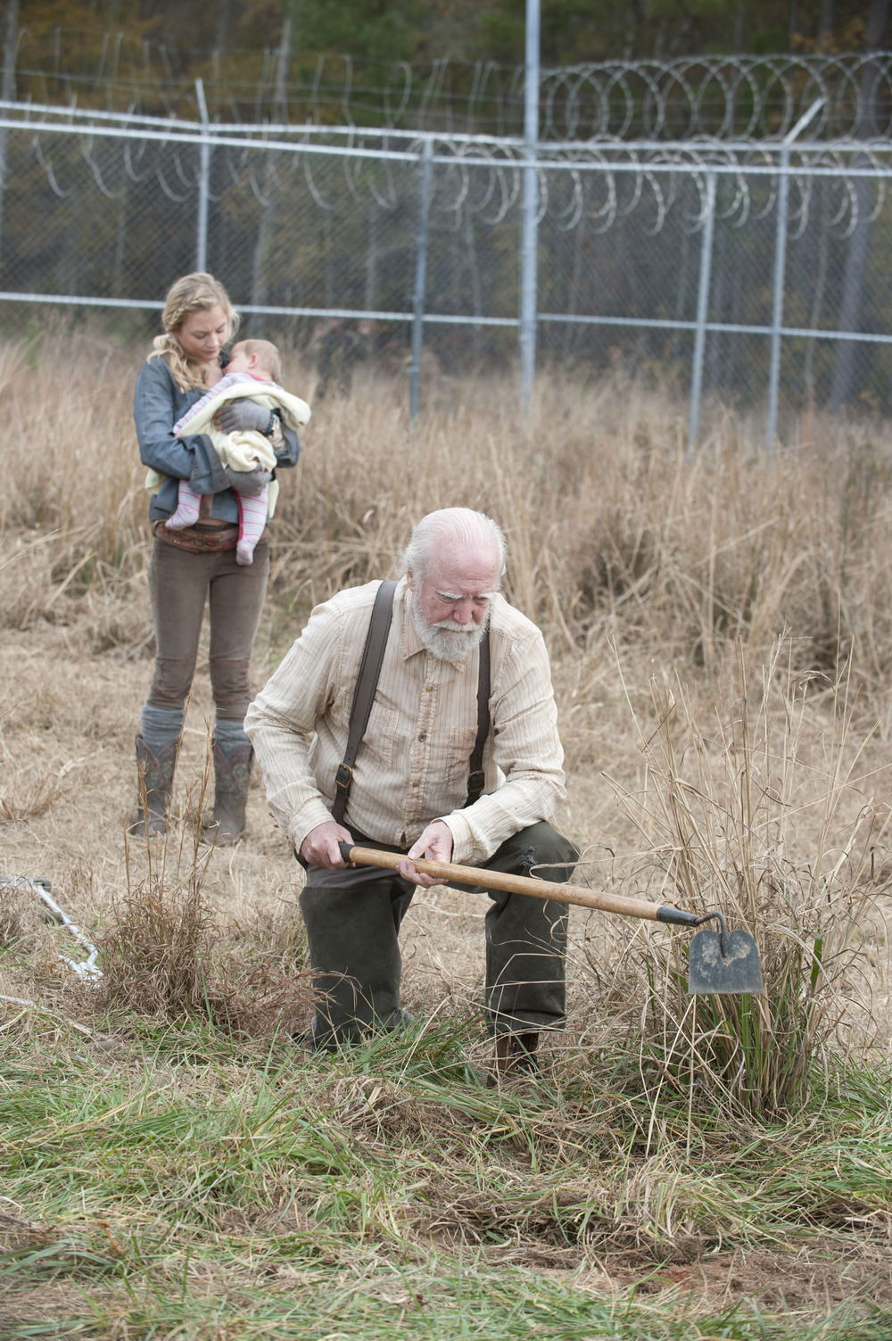 The Walking Dead Season 5: Will Hershel Come Back Again?