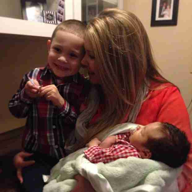 "Kailyn Lowry Opens Up About Her Custody Agreement: ""It Hurts My Heart"" (VIDEO)"