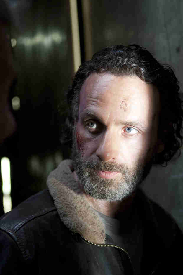 The Walking Dead Season 5: Rick Grimes Will Be More Confident