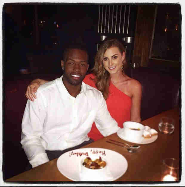 Cassandra Ferguson and Baby Daddy Rodney Stuckey Back Together! Exclusive