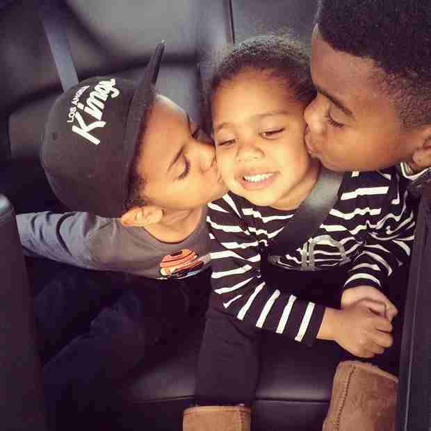 The Game Pens Heartbreaking Letter on Not Seeing His Kids (PHOTO)
