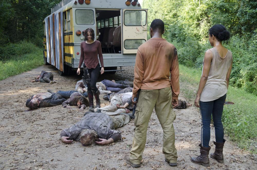 The Walking Dead Season 4 Finale: Why Did Nobody Die?
