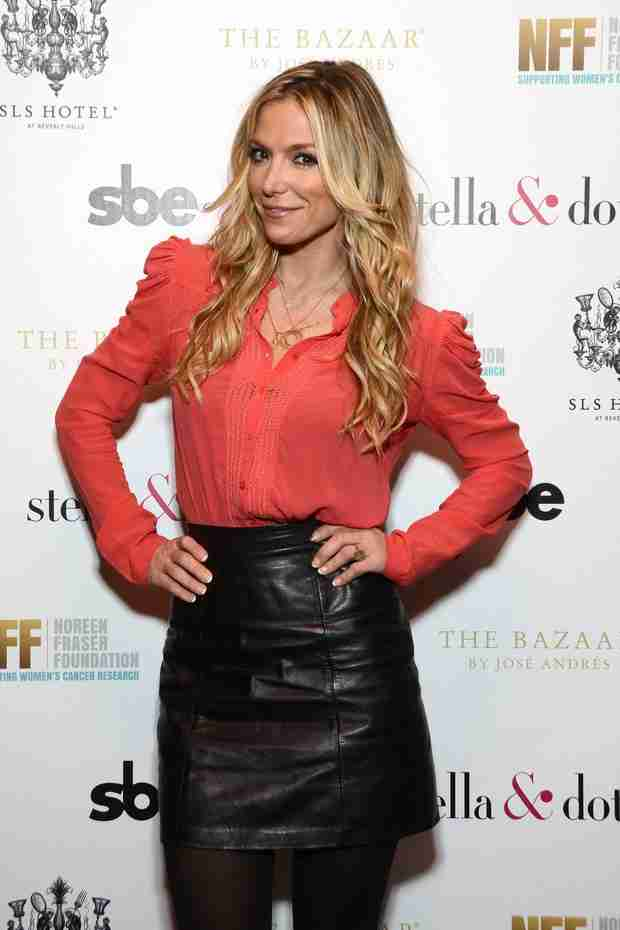 Debbie Matenopoulos Welcomes First Child  — It's a… (UPDATE)