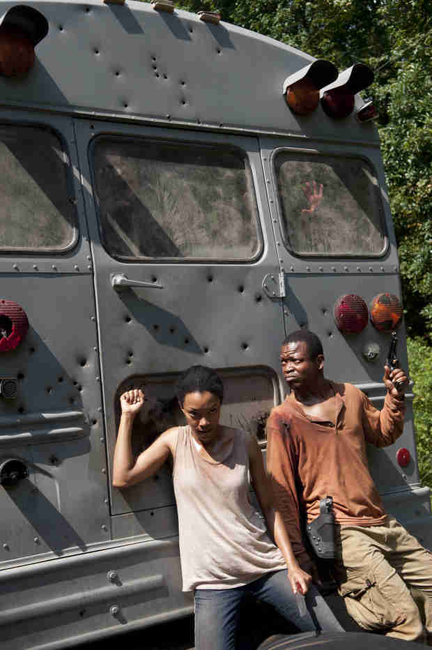 The Walking Dead: Scott Gimple Confirms Another Romance Is Ahead! (VIDEO)