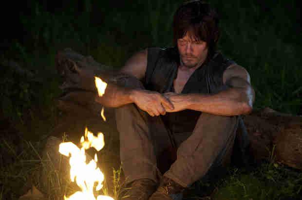 The Walking Dead Season 4: Norman Reedus's 3 Best Scenes as Daryl Dixon