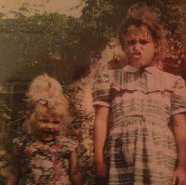 Peaches Geldof's Older Sister Fifi Trixibelle Shares Sweet Childhood Photo (VIDEO)