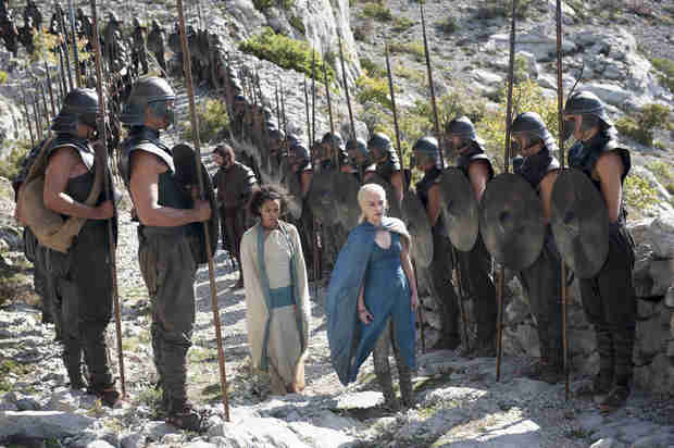 Game of Thrones Season 4 Premiere Recap: Giant Dragons and Murderous Children