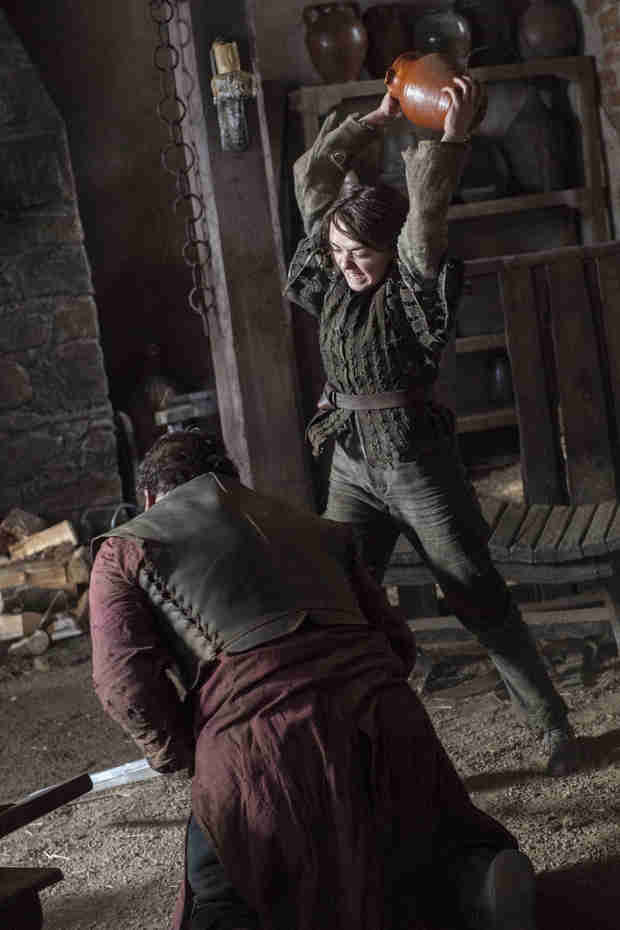 Game of Thrones: Who Is on Arya's Kill List?