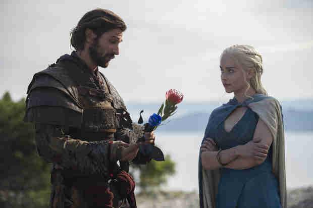 Game of Thrones Spoilers: What Happens to Daario Naharis on Season 4?