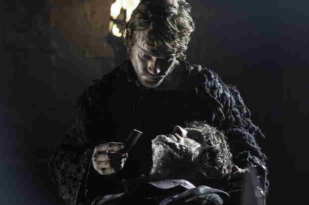 "Game of Thrones Spoilers: Theon's Story Gets ""Dark"""