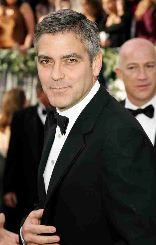 "George Clooney's Parents Are ""Thrilled"" About His Engagement to Amal Alamuddin"
