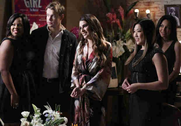 Glee Season 5: Get Ready to Meet Mercedes' SPOILER!