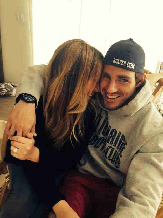 Haylie Duff Engaged to Matt Rosenberg! Check Out Her Ring (VIDEO)