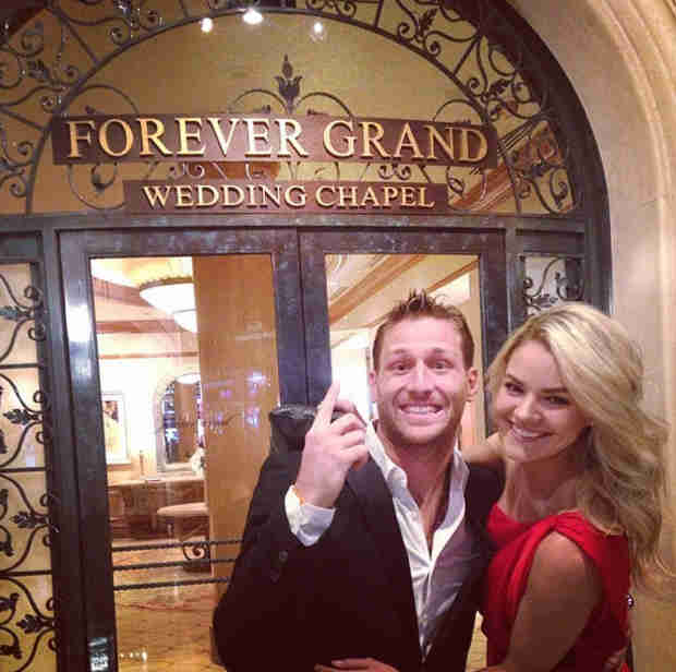 Nikki Ferrell and Juan Pablo Galavis Hit Wedding Chapel — Are They Married?!