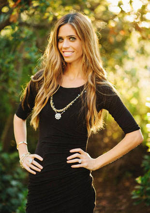 RHOC Alum Lydia McLaughlin Is Pregnant — See Her Baby Bump!