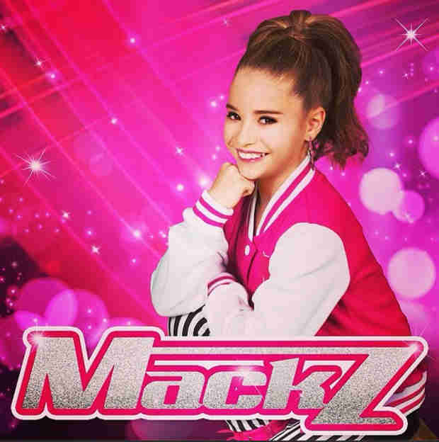 Dance Moms Star Mackenzie Ziegler's Album Tops iTunes!