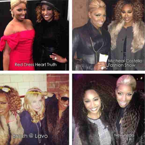 NeNe Leakes Gives Proof Cynthia Bailey Waited Six Months to Get Mad at Her!