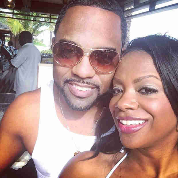 "Newlyweds Kandi Burruss and Todd Tucker: ""We're Trying Now For a Baby!"""