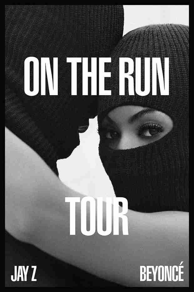 Beyonce and Jay Z Officially Announce On The Run Tour For This Summer (VIDEO)