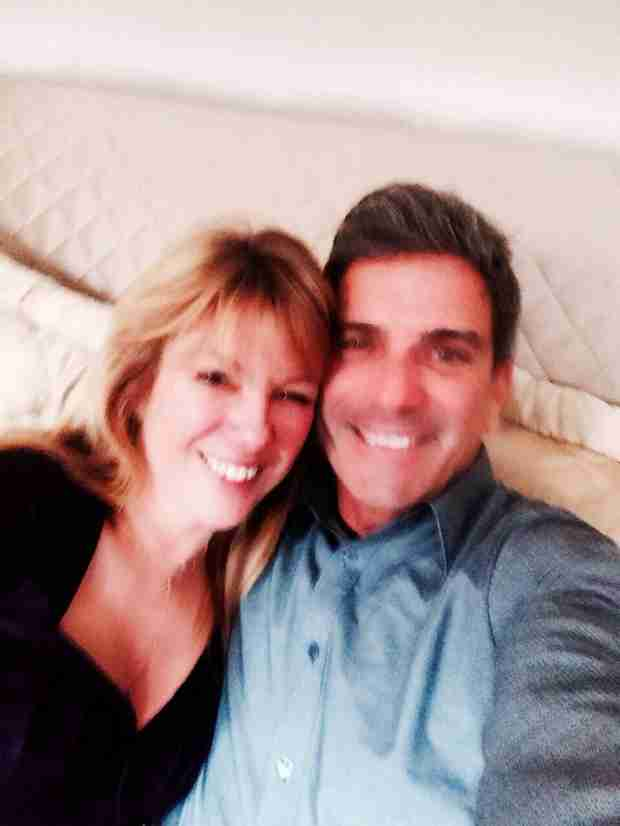 Ramona Singer Posts Cozy Selfie With Estranged Husband Mario — Are They Back Together? (PHOTO)