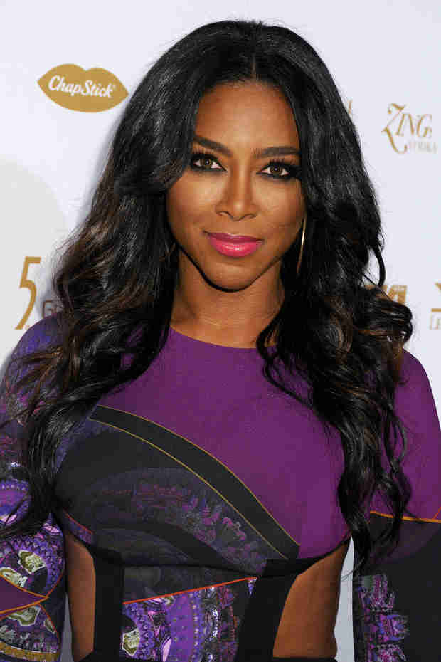 Is Kenya Moore Dropping the Assault Charges Against Porsha Stewart?