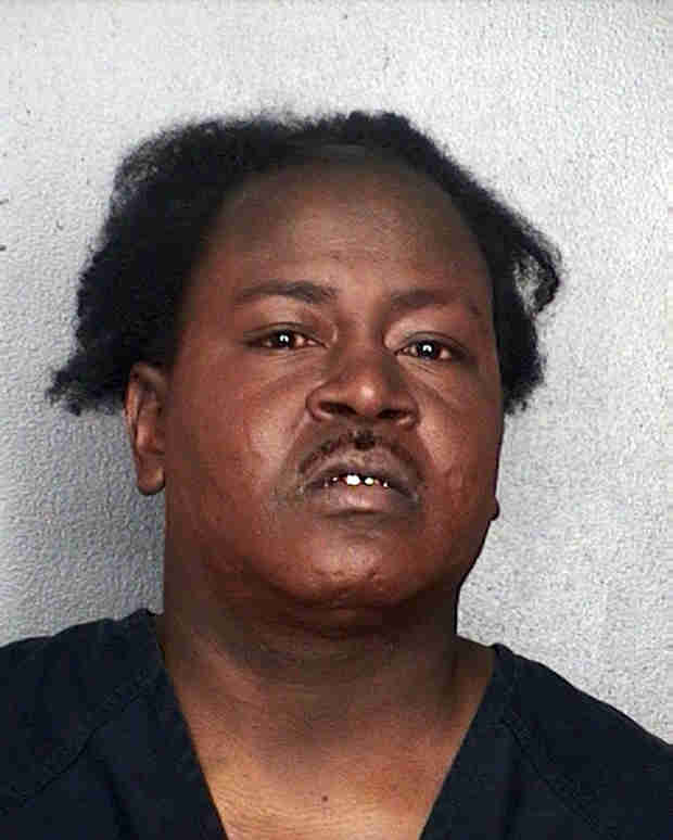 Rapper Trick Daddy Arrested for Cocaine and Illegal Handgun Possession (PHOTO)