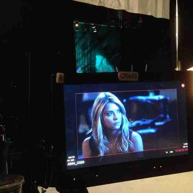 Pretty Little Liars Season 5 Premiere: Hanna Is in Deep Thought (PHOTO)