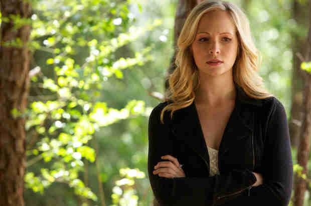 "Vampire Diaries Season 6: Caroline ""Sets Her Sights on Someone"" — Is It Stefan?"