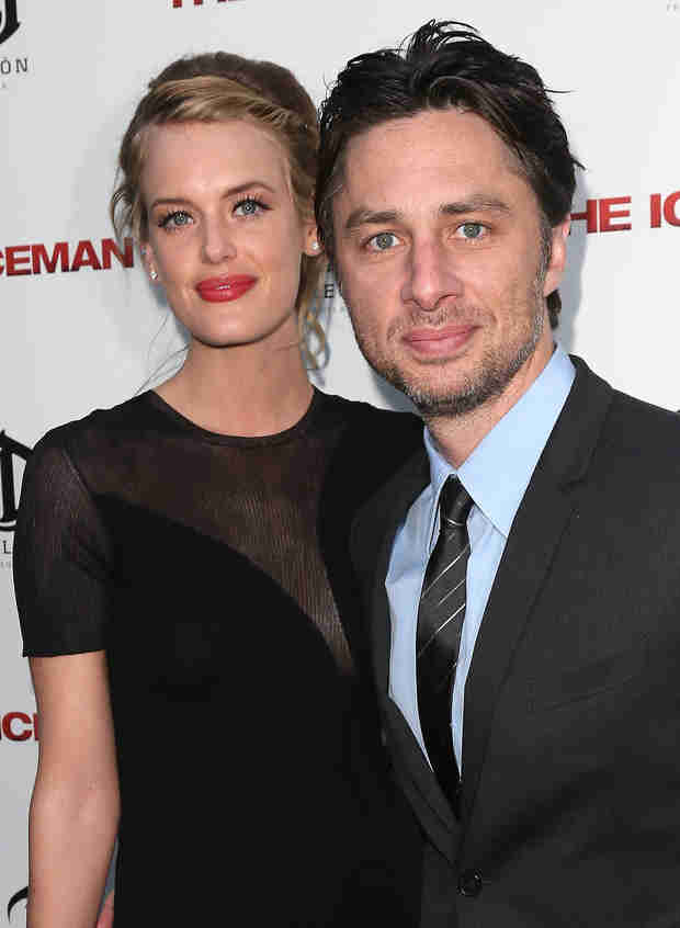 Zach Braff and Girlfriend Taylor Bagley Breakup After 5 Years