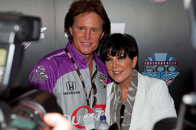 Kris Jenner Goes to the Hospital, Bruce By Her Side