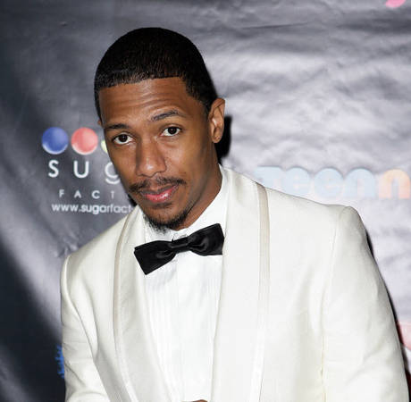 Nick Cannon Dyes His Hair Like Cheetah Print (VIDEO)