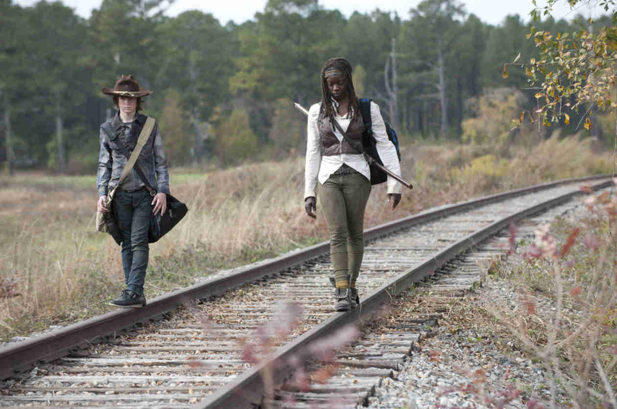 The Walking Dead Season 5: More Action and … Laughter? (VIDEO)