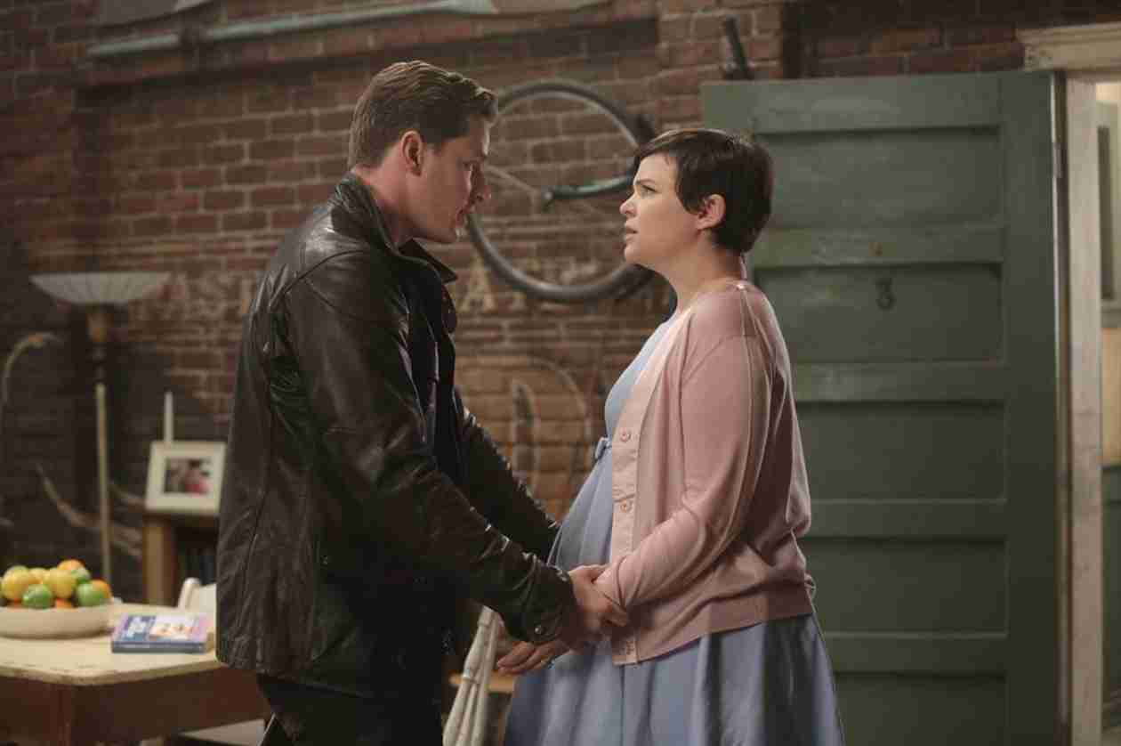 Once Upon a Time Spoilers: Meet Snow White and Prince Charming's Baby!