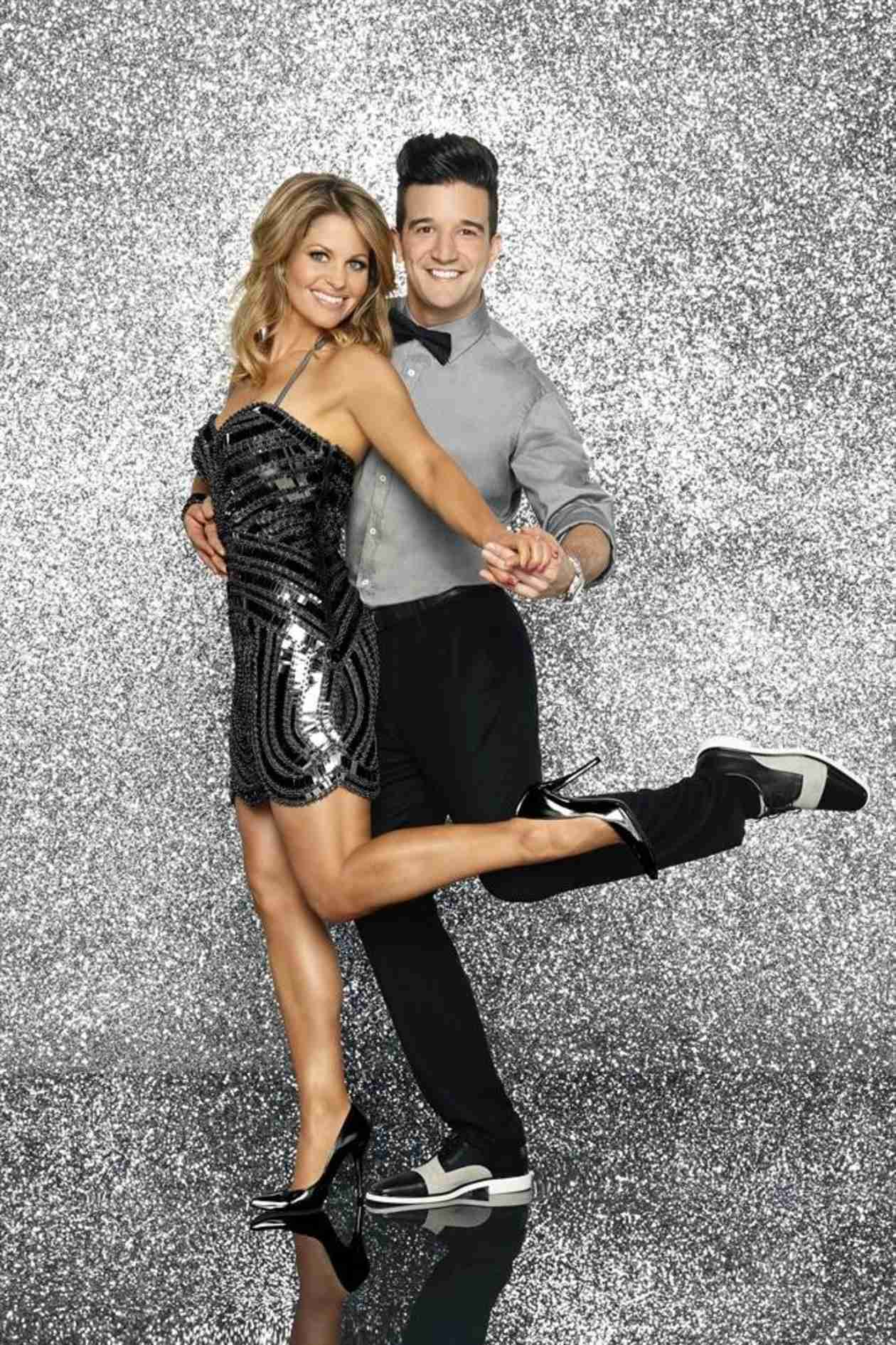 Dancing With the Stars 2014: Candace Cameron Bure and Tony Dovolani's Week 4 Quickstep (VIDEO)