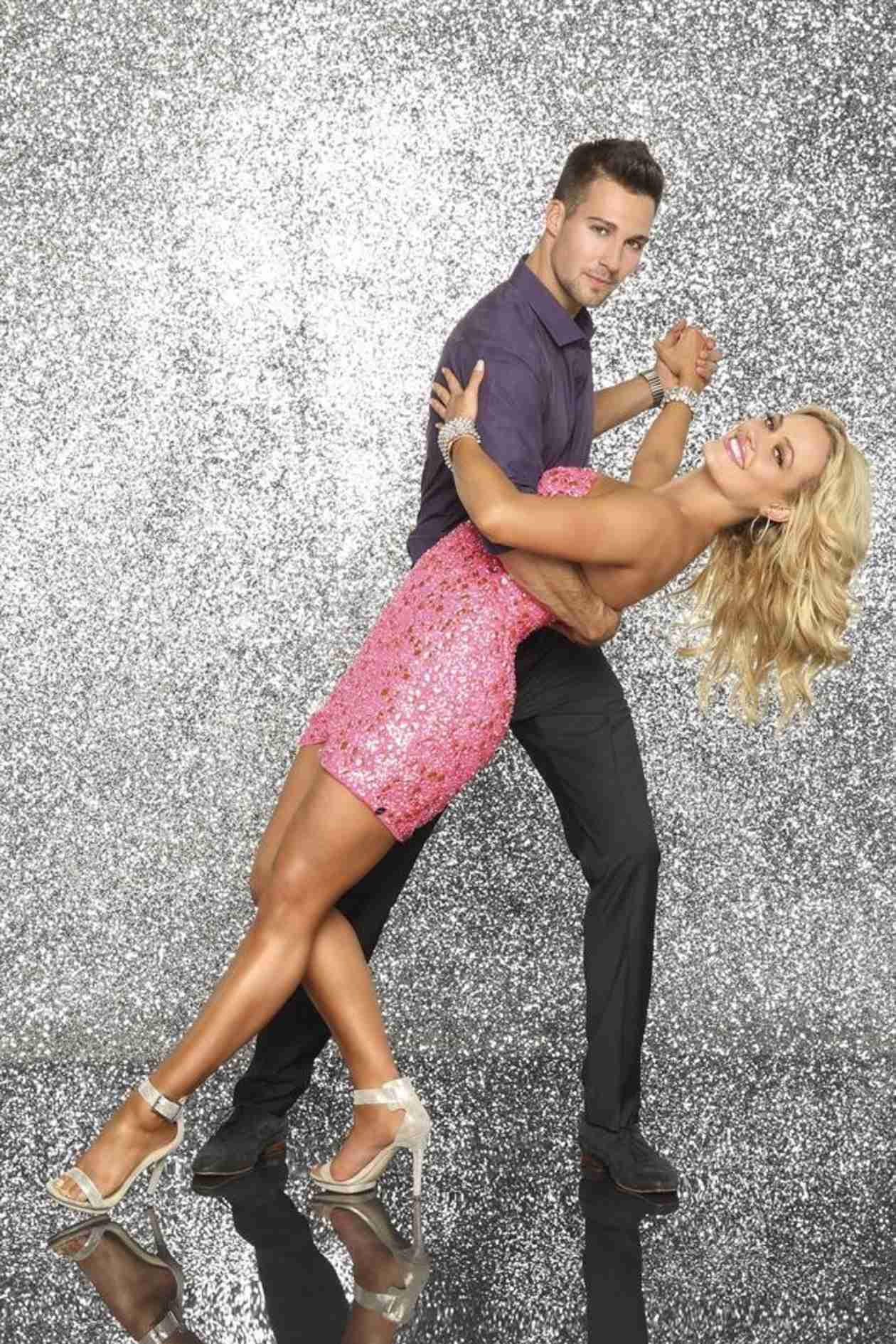 Dancing With the Stars 2014: James Maslow and Peta Murgatroyd's Week 6 Quickstep (VIDEO)