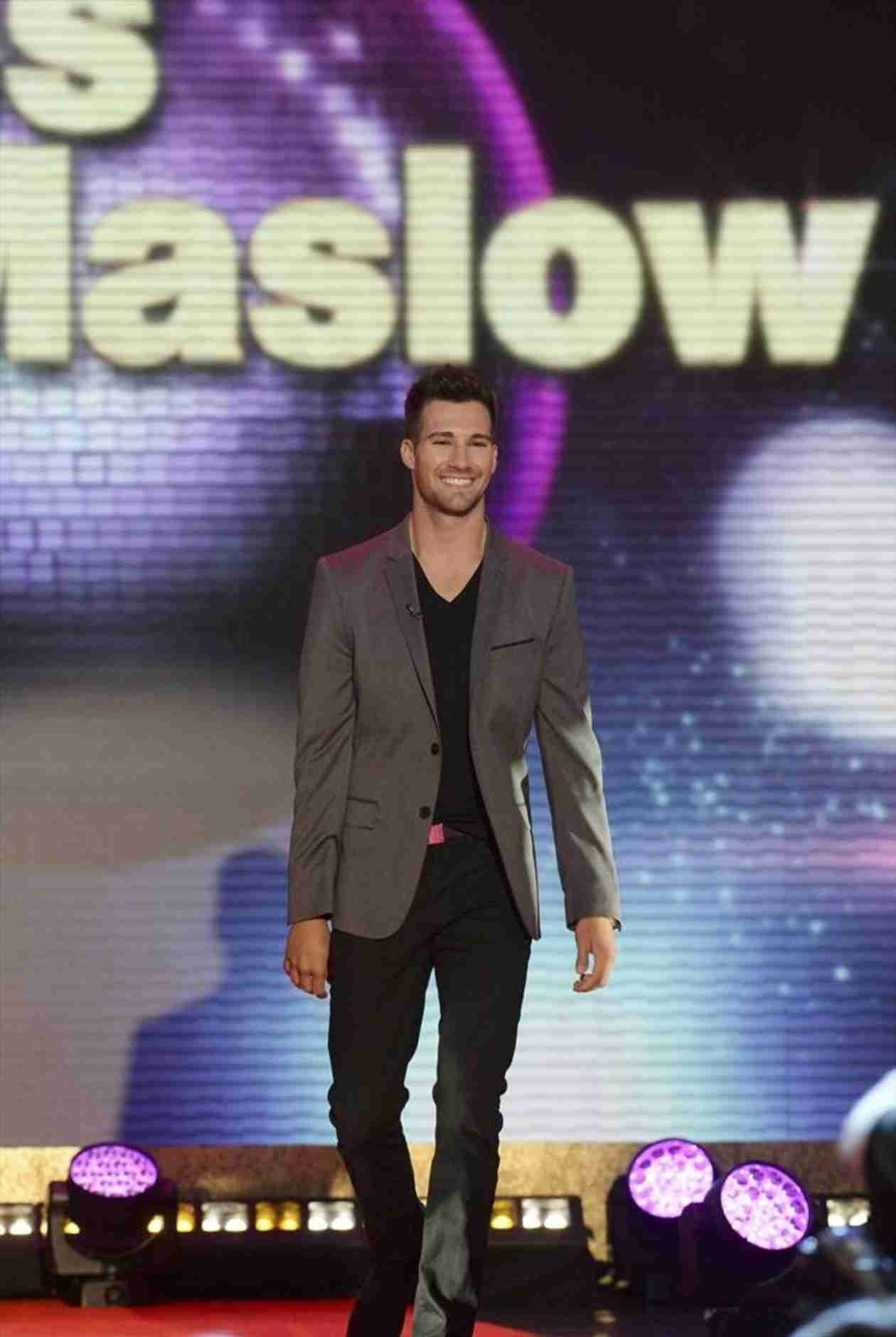 Dancing With the Stars 2014: James Maslow and Cheryl Burke's Week 4 Tango (VIDEO)
