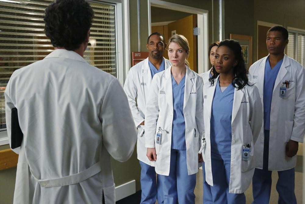 "Grey's Anatomy Recap: Season 10, Episode 20, ""Go It Alone"""