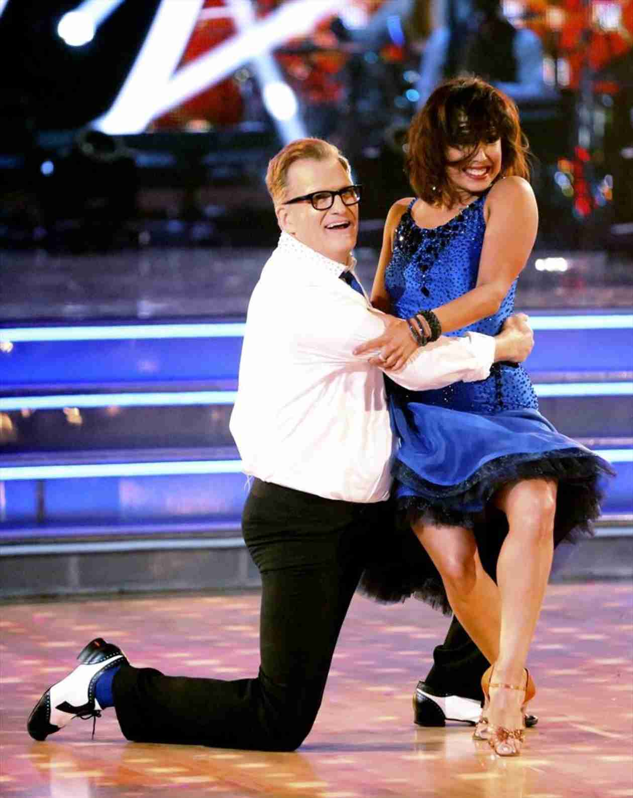 Dancing With the Stars 2014: Drew Carey and Cheryl Burke's Week 3 Waltz (VIDEO)