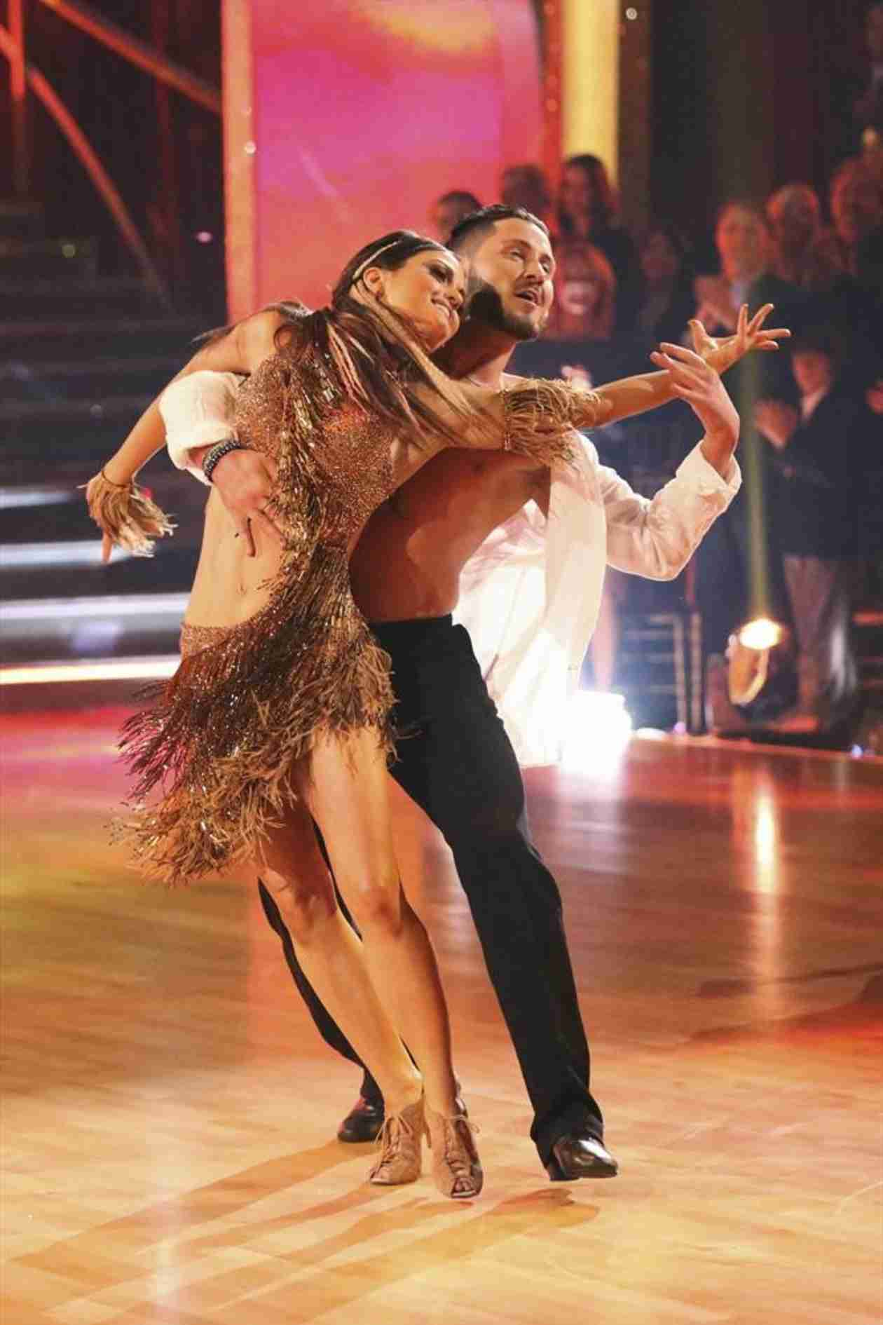 Dancing With the Stars 2014: Danica McKellar and Val Chmerkovskiy's Week 3 Contemporary  (VIDEO)