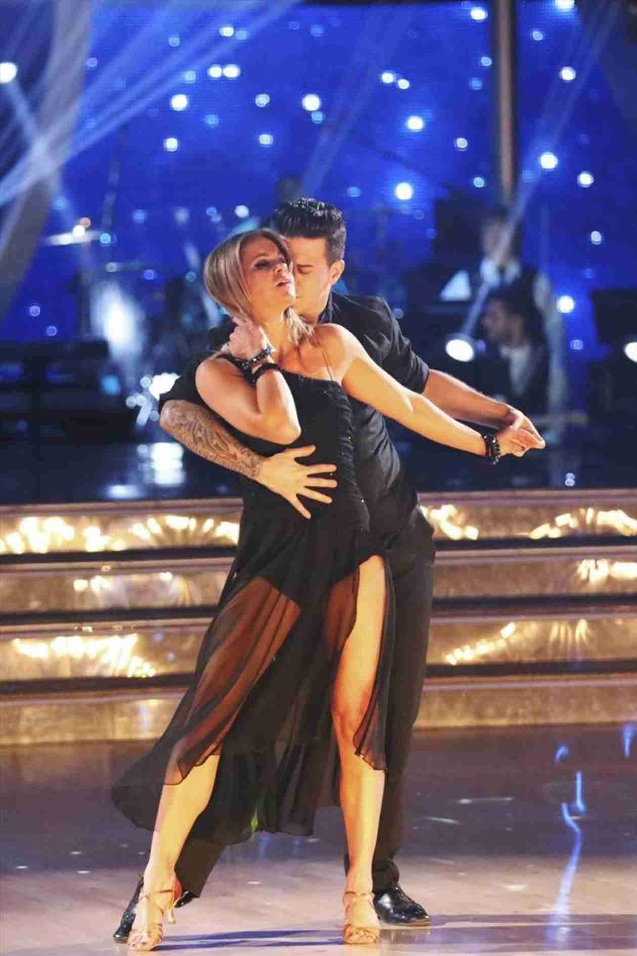 Dancing With the Stars 2014: Candace Cameron Bure and Mark Ballas's Week 3 Jive (VIDEO)